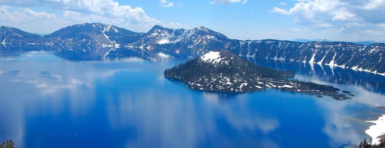 Crater Lake Boat Tour Hike