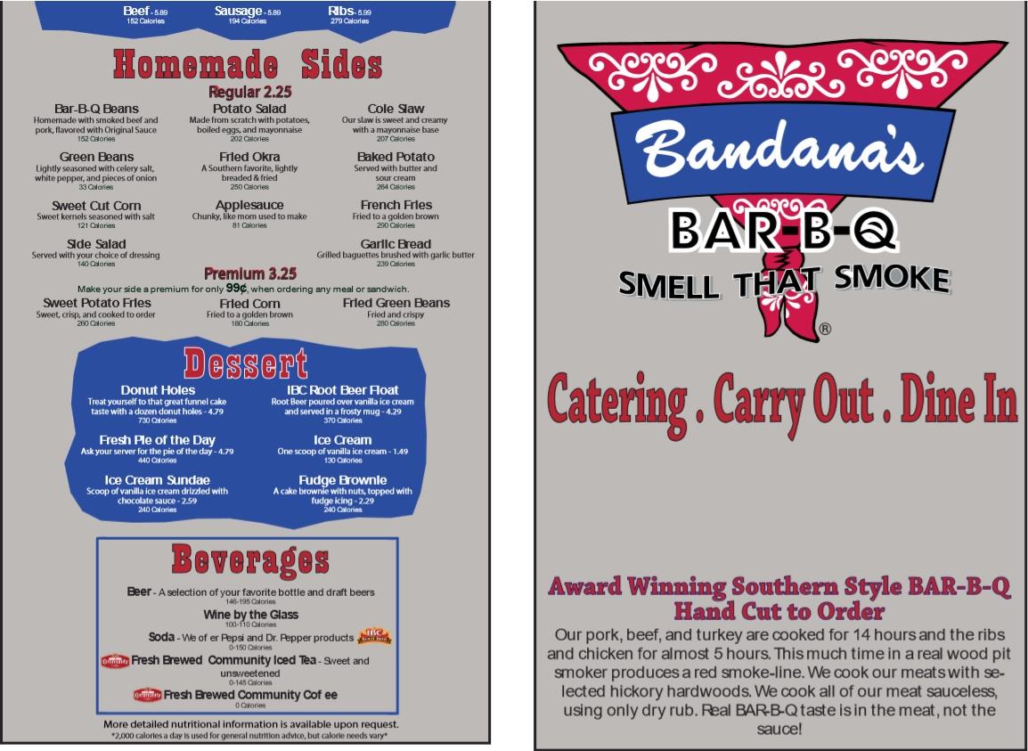 Bandana's Bar-B Q